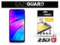Xiaomi Redmi 7 gyémántüveg képernyővédő fólia   Diamond Glass 2 5D Fullcover   fekete eladó
