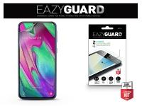Samsung A405F Galaxy A40 képernyővédő fólia   2 db csomag (Crystal Antireflex HD) eladó