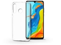 Huawei P30 Lite szilikon hátlap   Soft Clear   transparent eladó