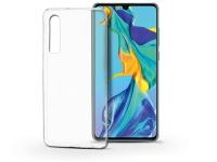 Huawei P30 szilikon hátlap   Soft Clear   transparent eladó