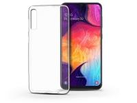 Samsung A505F Galaxy A50 szilikon hátlap   Soft Clear   transparent eladó