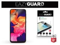 Samsung A105F Galaxy A10 M10 képernyővédő fólia   2 db csomag (Crystal Antireflex HD) eladó