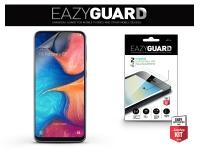 Samsung A202F Galaxy A20e képernyővédő fólia   2 db csomag (Crystal Antireflex HD) eladó