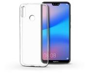 Huawei P20 Lite szilikon hátlap   Soft Clear   transparent eladó
