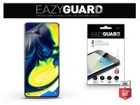 Samsung A805F Galaxy A80 képernyővédő fólia   2 db csomag (Crystal Antireflex HD) eladó