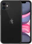Apple iPhone 11 64GB Black eladó