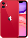 Apple iPhone 11 64GB Red eladó