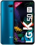 LG K50 32GB 3GB RAM Kék Dual eladó