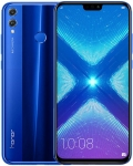 Honor 8X 128GB 4GB RAM Kék DS eladó