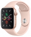 Apple Watch Series 5 Sport GPS 44mm Arany eladó