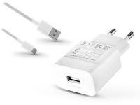 Huawei gyári USB hálózati töltő adapter  + Type C adatkábel   5V 2A 9V 2A   Quick Charge HW 090200EHQ + AP51 HL1121 white (ECO csomagolás) eladó