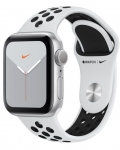 Apple Watch Series 5 Nike Sport GPS 40mm Ezüst eladó