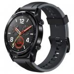 Huawei Watch GT Fekete Szilikon eladó
