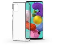 Samsung A515F Galaxy A51 szilikon hátlap   Soft Clear   transparent eladó