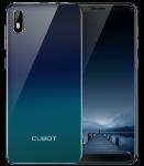 Cubot J5 16GB 2GB RAM Gradient Kék Dual eladó