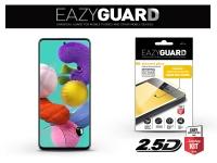 Samsung A515F Galaxy A51 gyémántüveg képernyővédő fólia   Diamond Glass 2 5D Fullcover   fekete eladó