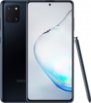 Samsung Galaxy Note 10 Lite 128GB 6GB RAM Aura Black Dual eladó