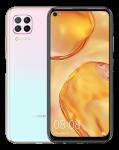 Huawei P40 lite 128GB 6GB RAM Sakura Rózsaszín Dual eladó