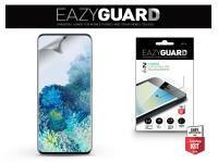 Samsung G980F Galaxy S20 képernyővédő fólia   2 db csomag (Crystal Antireflex HD) eladó