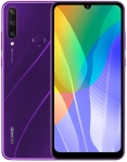 Huawei Y6p 64GB 3GB RAM Phantom Purple Dual eladó