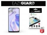 Huawei P40 Lite 5G képernyővédő fólia   2 db csomag (Crystal Antireflex HD) eladó