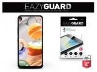 LG K61 LM Q630 képernyővédő fólia   2 db csomag (Crystal Antireflex HD) eladó