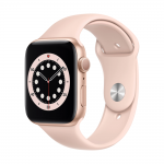 Apple Watch Series 6 Alu Sport GPS 44mm Pink Deep eladó