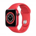 Apple Watch Series 6 Alu Sport GPS 40mm Red eladó