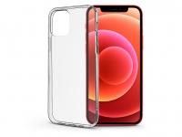 Apple iPhone 12 Mini szilikon hátlap   Soft Clear   transparent eladó