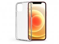 Apple iPhone 12 12 Pro szilikon hátlap   Soft Clear   transparent eladó