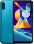 Samsung Galaxy M11 32GB 3GB RAM Blue Dual eladó