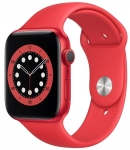 Apple Watch Series 6 Alu Sport GPS 44mm Red eladó