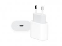 Apple eredeti  gyári USB Type C hálózati töltő adapter   20 W   MHJE3ZM A   white eladó
