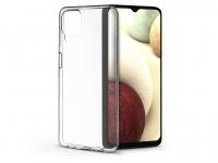 Samsung A125F Galaxy A12 szilikon hátlap   Soft Clear   transparent eladó