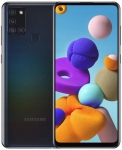 Samsung Galaxy A21s 128GB 4GB RAM Fekete Dual eladó