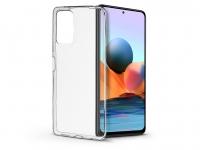 Xiaomi Redmi Note 10 Pro szilikon hátlap   Soft Clear   transparent eladó