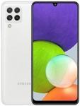 Samsung Galaxy A22 64GB 4GB RAM Fehér Dual eladó