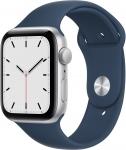 Apple Watch SE Alu Sport GPS 44mm Silver Blue eladó