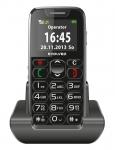 Evolveo EP 500 Easy Phone Fekete eladó