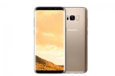 Samsung Galaxy S8 64 GB G950FD Arany Dual Sim eladó